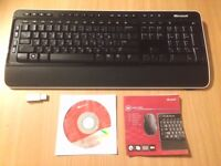 Microsoft Wireless Keyboard 3000 v2.0 - Hebrew Layout