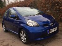 TOYOTA AYGO **1.0** 2007** MOT EXPIRES FEB 2019** IDEAL 1ST CAR** NEW CLUTCH**