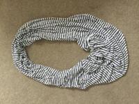 Infinity breastfeeding scarf
