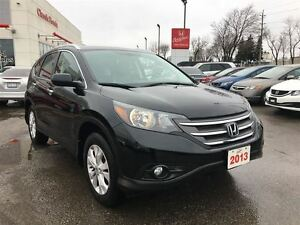 2013 Honda CR-V TOURING AWD NAVIGATION LEATHER SUNROOF