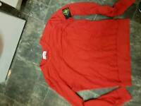 Men stone island jumper