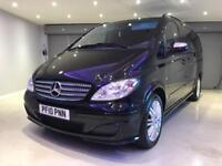 MERCEDES-BENZ VIANO 3.0 CDI LONG AMBIENTE 5d 202 BHP FREE DELIVERY TO (black) 2010