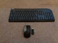 Acer Wireless Keyboard and Mouse
