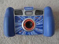 VTECH Kidizoom Plus Blue Camera - Used