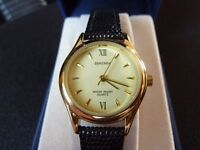 As new ladies Sekonda quartz watch, boxed with instructions.