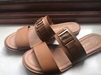 Ladies River Island Sandals Size 6