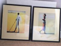 2 Framed Tilly Willis Prints
