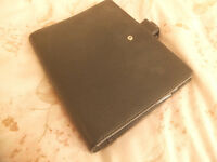 Filofax A5 –Textured Leather