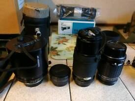 Pentax Camera Gear 35mm