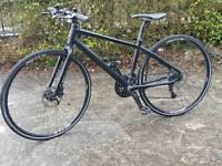 Cannondale badboy hybrid bike