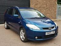 Mazda 5 2.0d 73000 miles only 7 seater one year Mot