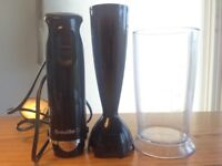 Breville hand blender - like new