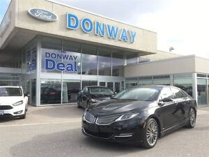 2013 Lincoln MKZ 17KM'S... ONE OWNER.. FINANCE AVAIALABLE