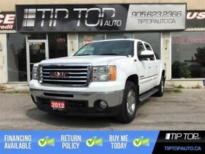 2012 GMC Sierra 1500 SLT ** Leather, Z71, All Terrain, Tow Packa