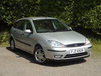 2004 Ford Focus 1.6 Zetec**Long Mot** ( fiesta 307 megane polo astra 207 passat