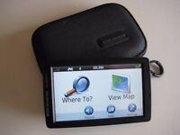 BMW Motorrad Navigator V (5) c/w carry case and USB lead