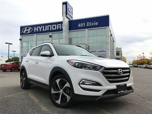 2016 Hyundai Tucson 1.6T LIMITED|LEATHER|NAVI|PANO ROOF|ONE OWNE