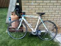 Forme rapide mens racing bike