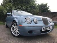 Jaguar S-Type SE TD Automatic Years Mot Low Mileage Full Service History High Spec Luxury Car !!!
