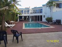 For Sale Three Apartments By The Sea in Trou Aux Biches, Mauritius