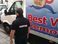 Best Man With A Van London - Professional, Affordable & Experienced Removal Service - Fully Insured