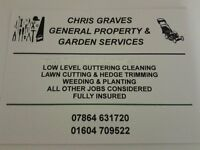 Chris Graves General Property and Garden Services