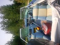 1984 blue fin boat for sale or trade