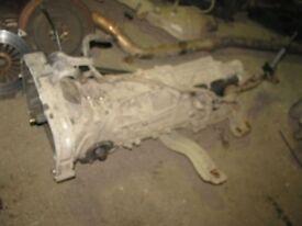 Impreza Turbo 2000 Gearbox 5 Speed TY752VN6AA & Diff
