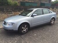 Audi A4 TDI SE, 92,000 miles FSH and Leather Interior
