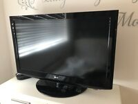37 inch Lg tv freeview
