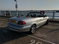2001 Volvo C70 Convertible 2.0T Manual