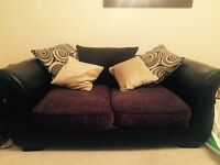 Beautiful and modern 3 seat, 2 seat and arm chair sofa