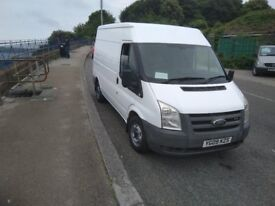 Ford transit 110 T 280 M FWD NO VAT 2009 M.O.T 05 June 2019 £3695