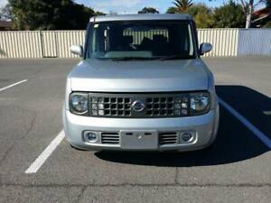 2004 Nissan Cube BZ11 Automatic Silver Low Km Warranty Rego Marion Marion Area Preview