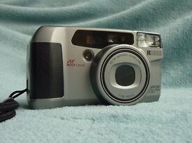 35mm film camera, Ricoh Myport 330 Super