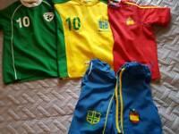 Boys football kits