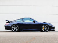 Porsche 911 996 Carrera 4 GT3 / Aero - fantastic condition!