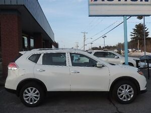2014 Nissan Rogue S AWD BLUETOOTH ANTI-ROUILLE