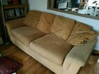 FREE 2 seater and 3 seater sofas