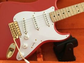 Fender USA Custom Shop 56 NOS Stratocaster - Fiesta Red - REDUCED to sell
