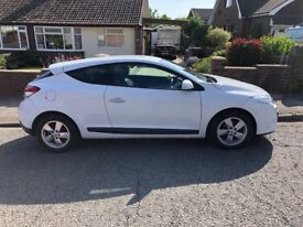 Renault Megane 2010 1.5 dci coupe