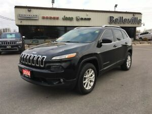 2014 Jeep Cherokee North-Heated Seats-Trailer tow Package