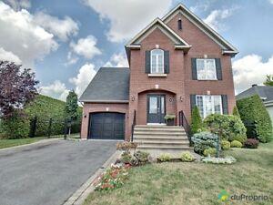 449 000$ - Maison 2 étages à vendre à St-Basile-Le-Grand