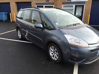 2008 Citroen c4 picasso 1.6 hdi 7 seater parking sensors air con 12 months mot 3 months warranty