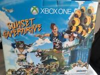 Xbox 1 500gb boxed