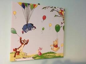 Winnie the Poo children's picture