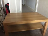 Wooden coffee table *FREE*