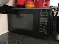 Microwave oven from Panasonic still with warranty