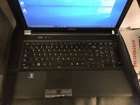 Clean and fast Toshiba laptop. Priced for a quick sale