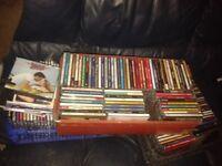 Joblot, Approx 214 music CDs, various artists, genres, etc